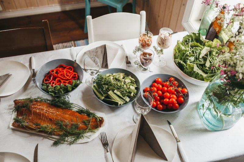 Ruokamatkailun kehittämispäivä 25.8.2020, teemana kalatuotteet, pidetään Teijossa