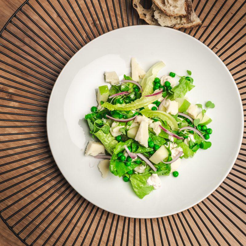 Ruokamatkailublogi: Finlandia Caféssa näkyy ja maistuu suomalaisten tuottajien uniikit maut