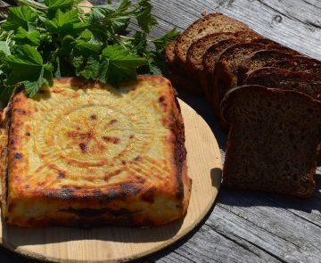 Leipä&juusto